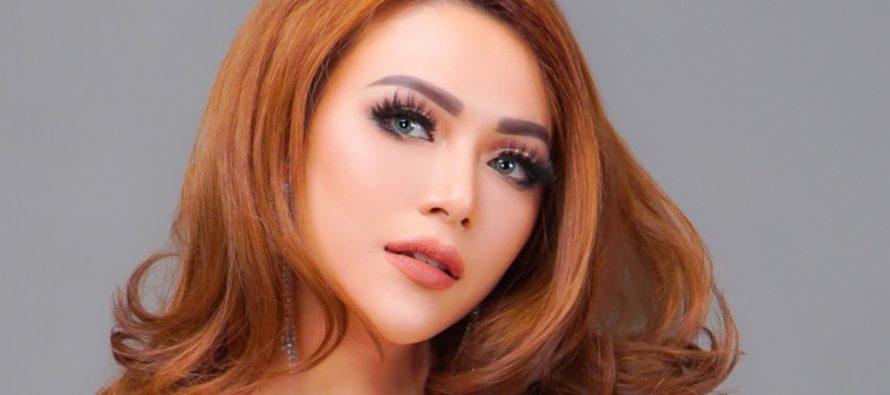 """""""Marisha Putri"""" hadir kembali Dengan single baru berjudul """"Jangan Keluar Dulu""""."""
