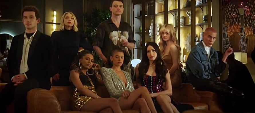 """Menjelang penayangan serial """"Gossip Girl"""", HBO Max merilis teaser dan poster karakter pemain."""