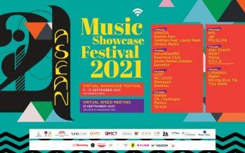 ASEAN Music Showcase Festival 2021, Event Online 3 Hari di Bulan September Menambahkan Dua Negara Asia Tenggara lainnya.