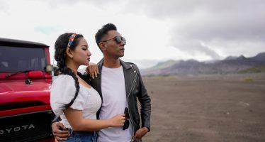 """""""GERLA"""" Gerry Mahesa dan Lala Widy merilis single terbaru mereka dengan judul  """"And I Hope""""."""