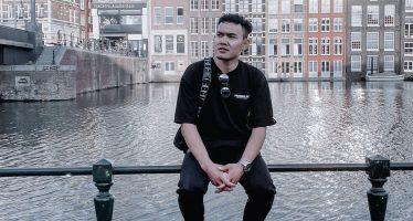 """""""KLEINE IF"""" yang Berkarir di Belanda Merilis Video Klip """"Gone""""."""