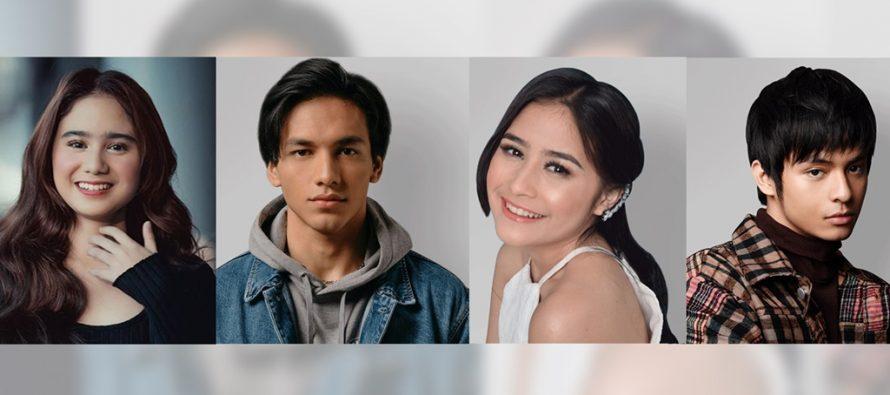 """Prilly Latuconsina"", ""Angga Yunanda"", ""Jefri Nichol"", dan ""Tissa Biani"" Diangkat Jadi Duta Festival Film Indonesia 2021."